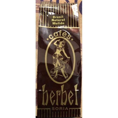 Café Herbel Natural Brasil    250 gr. Molido