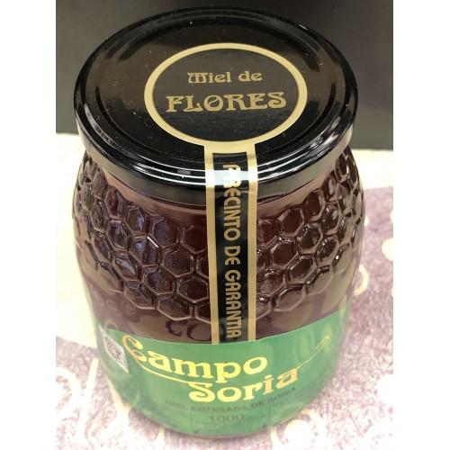 Miel de Soria . Flores. Tarro 1 KG