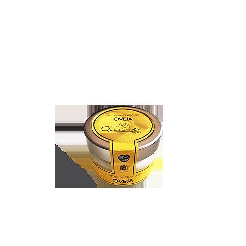 Crema de queso de Oncala curado