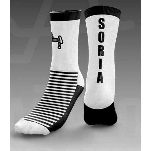 Calcetines de deporte Caballo de Soria. Talla 37/41