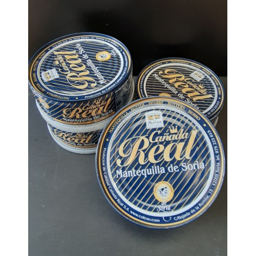Pack 4 latas mantequilla natural 250 gr