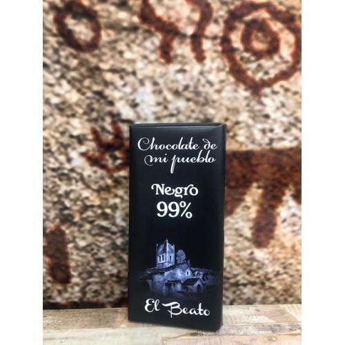 Chocolate negro 99 % 125 gr