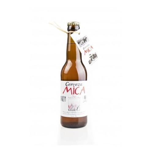 Cerveza Mica Oro Ale Premium