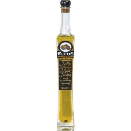Aceite de oliva con trufa negra 100 ml