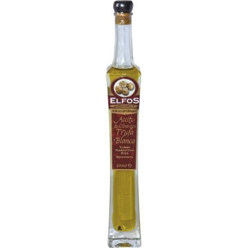 Aceite de oliva con trufa blanca 100 ml