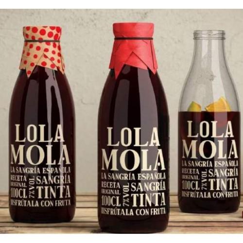 Sangría Lola Mola, bot  1 L