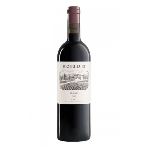 Vino Remelluri Reserva 2012