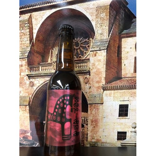 Cerveza Soriana Apa 33 cl 5 % vol