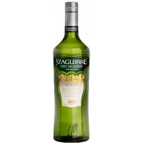 Vermouth Yzaguirre Extra Dry Reserva