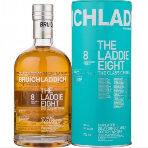 Whisky Bruichladdich Laddie 8 años