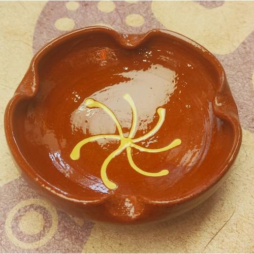 Cenicero cerámica modelo 1