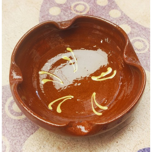 Cenicero cerámica modelo 2