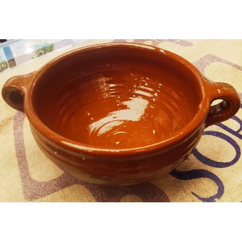 Gazpachera artesanal cerámica