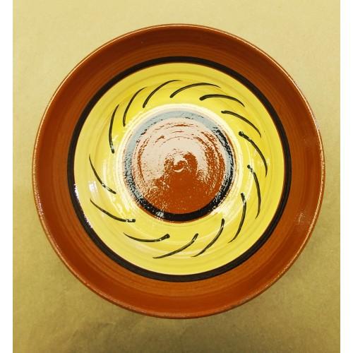 Ensaladera cerámica artesanal modelo 3