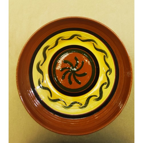 Ensaladera cerámica artesanal modelo 6