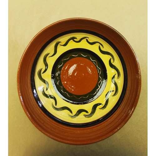 Ensaladera cerámica artesanal modelo 7