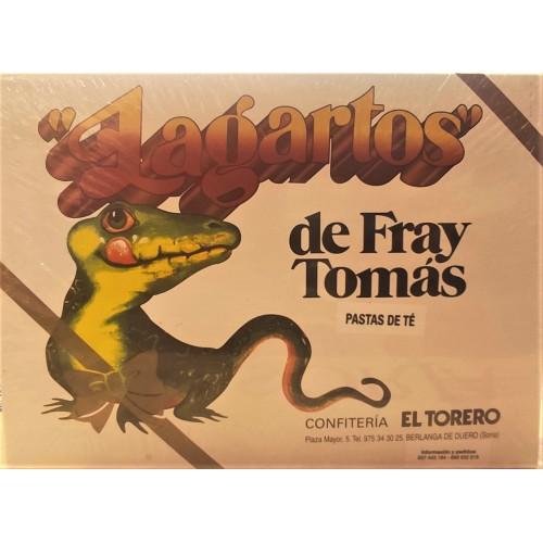Pack 3 cajas Lagartos de Fray Tomás