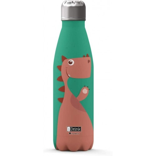 Botella térmica dinosaurio 500 ml