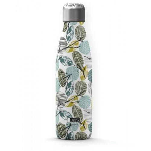 Botella térmica hojas 500 ml