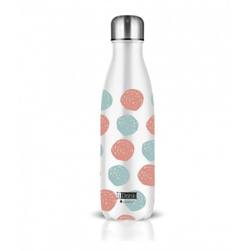 Botella térmica lunares 500 ml