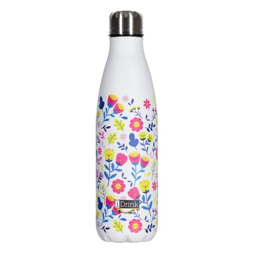 Botella térmica flores 500 ml