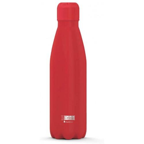 Botella térmica roja 500 ml