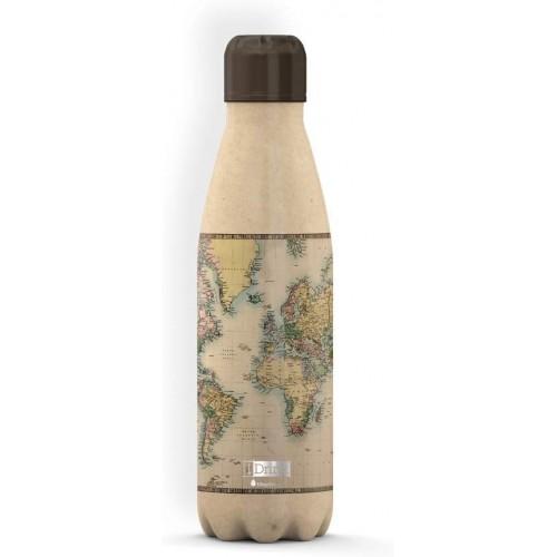 Botella térmica mapa 750 ml