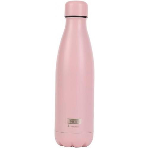 Botella térmica rosa 750 ml