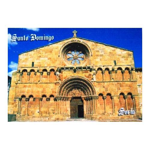 Imán iglesia de Santo Domingo