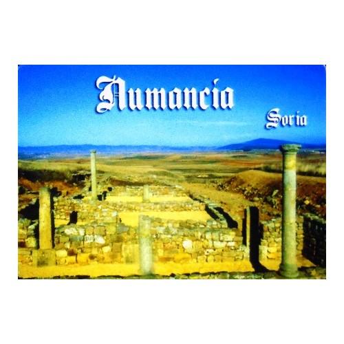 Imán ruinas de Numancia