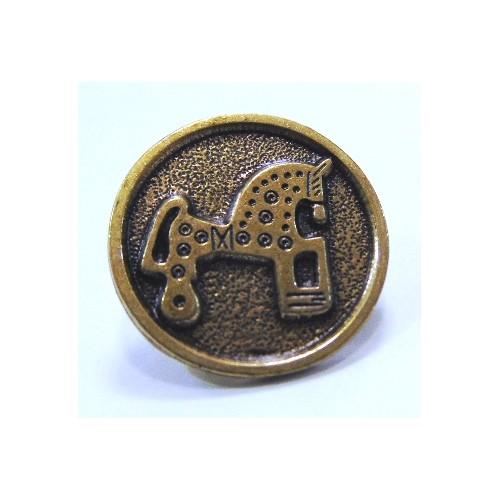 Pin celtíbero caballo
