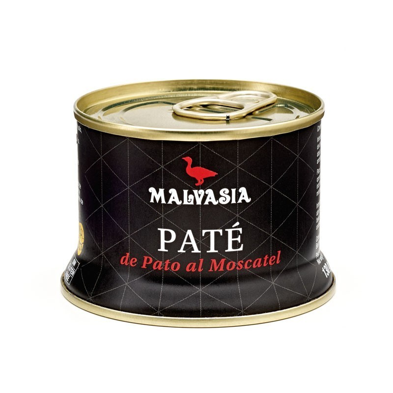 Paté al moscatel 130 gr