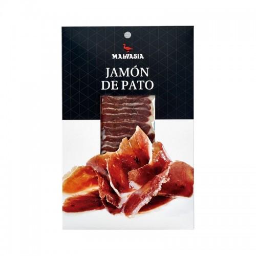 Jamón de pato loncheado 50 gr