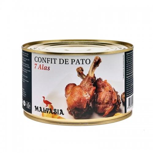 Confit delicias 7 alas