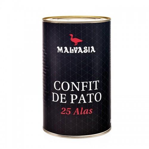 Confit delicias 25 alas