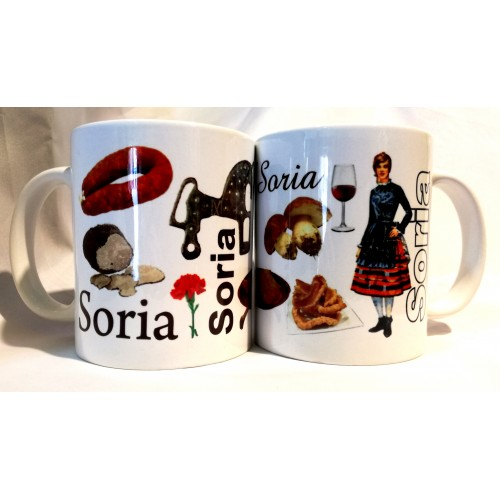 Taza tipical