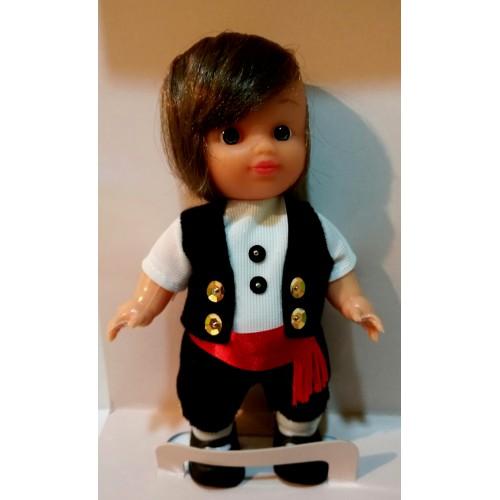 Muñeco piñorro pequeño