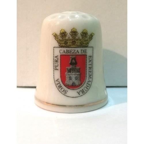 Dedal escudo Soria