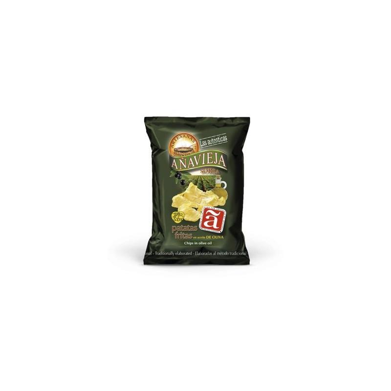 Caja patatas fritas Añavieja