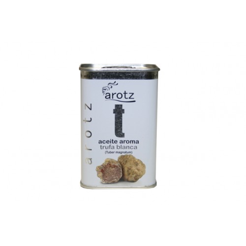 Aceite aroma trufa blanca