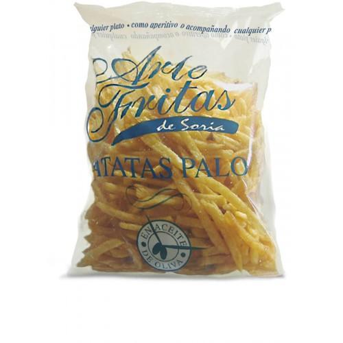 Caja patatas fritas palo Arte fritas