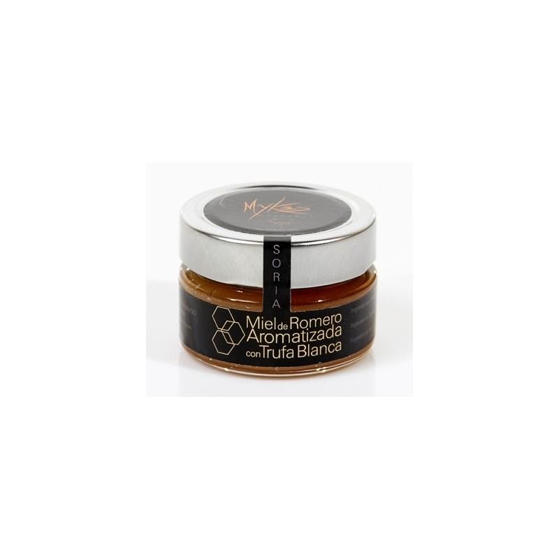 Miel de romero aromatizada con trufa blanca