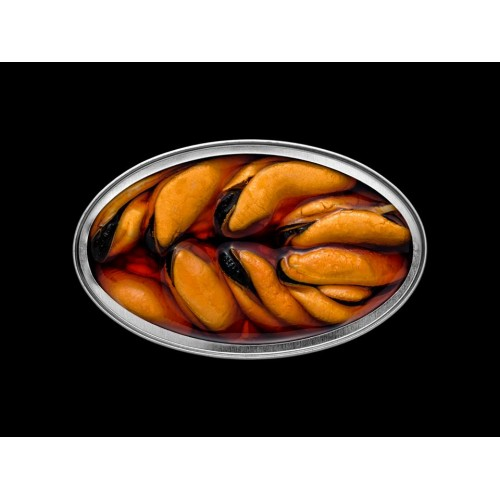 Mejillones en escabeche fritos Ramón Peña