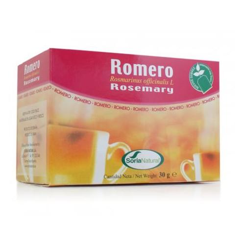 Romero infusión