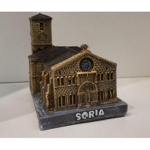 Miniatura Santo Domingo