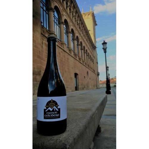 Cerveza artesana Esencia Celtíbera 75 cl