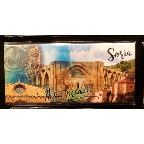Imán Soria monumental