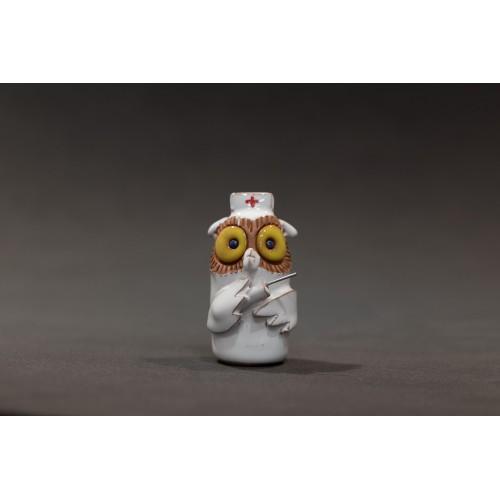 Búho enfermero/a