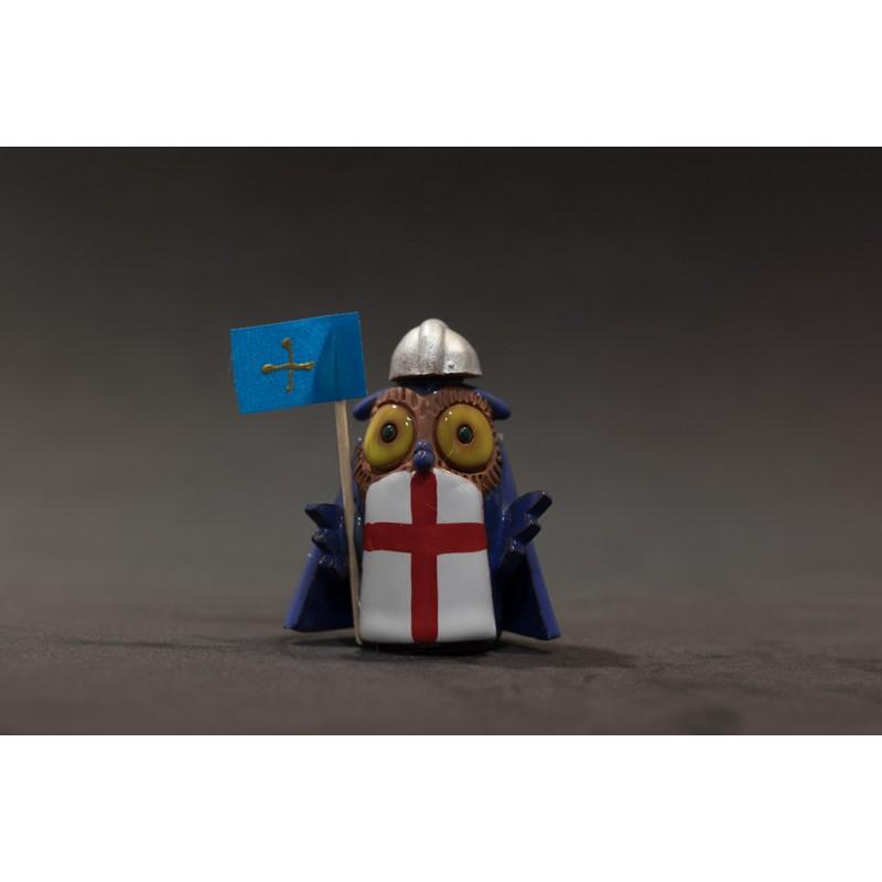 Búho de las Cruzadas