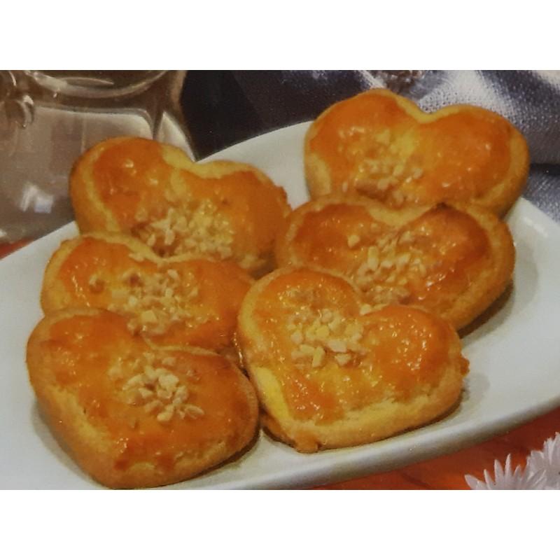 Pastas corazones de yema Hermanas Clarisas de Soria